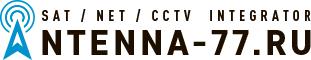 Логотип для сайта по продаже спутниковых антенн