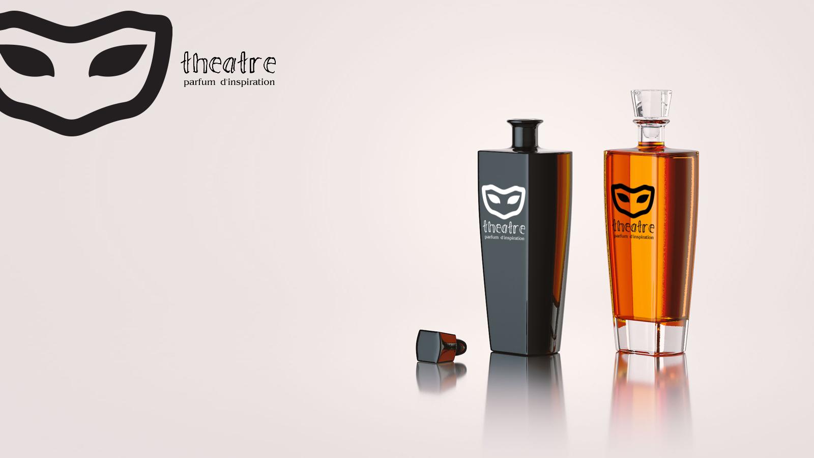Концепт для парфюмерной продукции