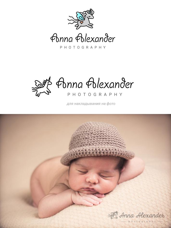 Логотип фотографу Family Photography