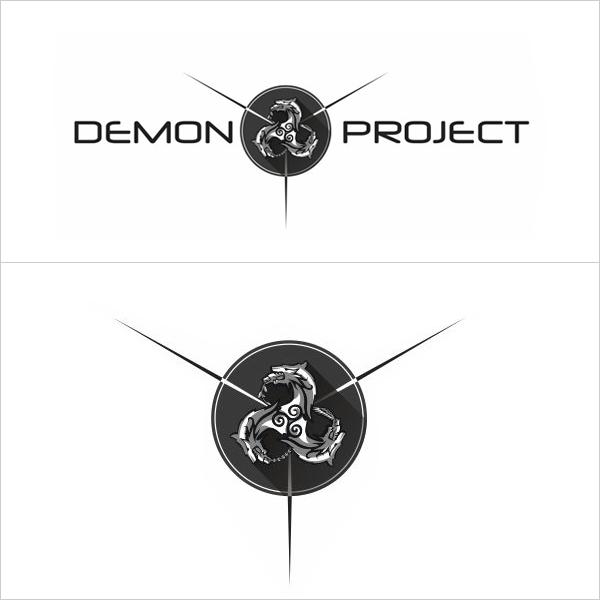 Логотип для новосибирской рок-группы