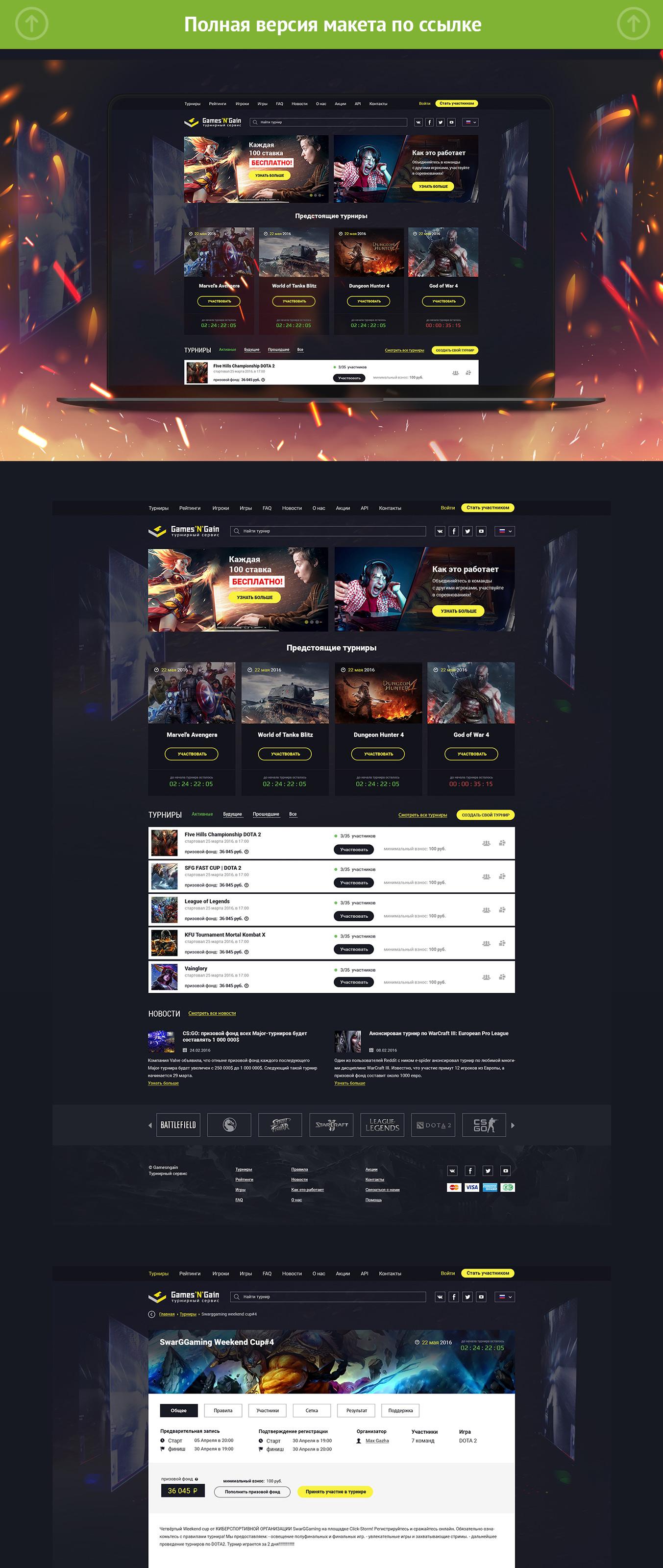 игровой портал сайт
