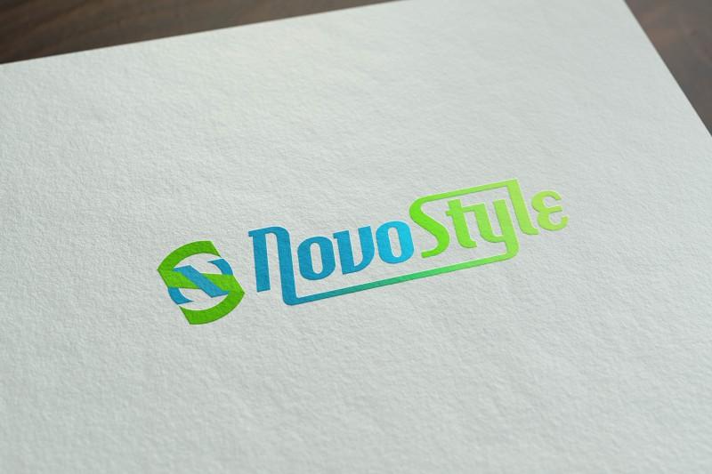 Разработка логотипа рекламного агентства NovoStyle