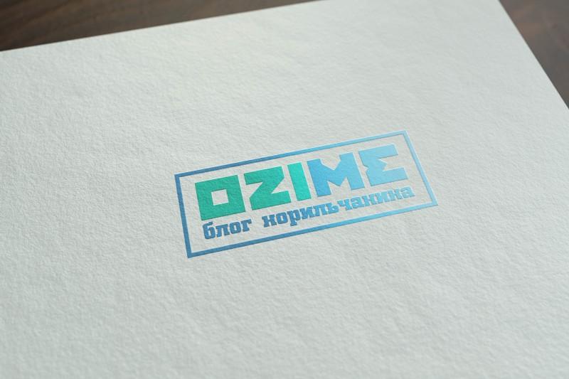 Разработка логотипа для сайта-блога