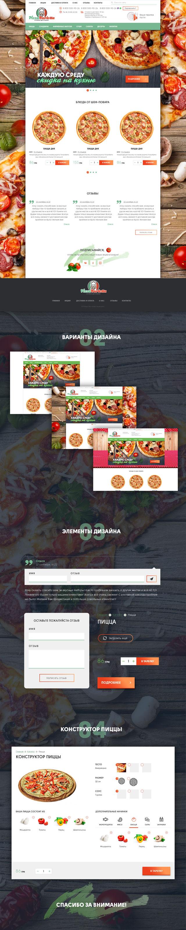 Pizza Barletta
