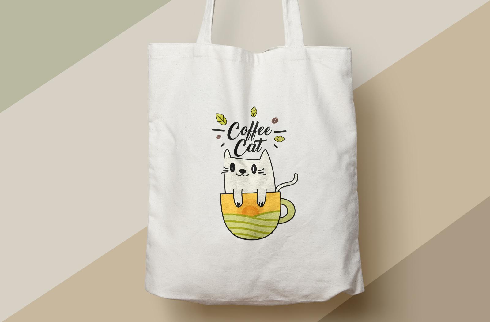 Магазин чая и кофе CoffeeCat
