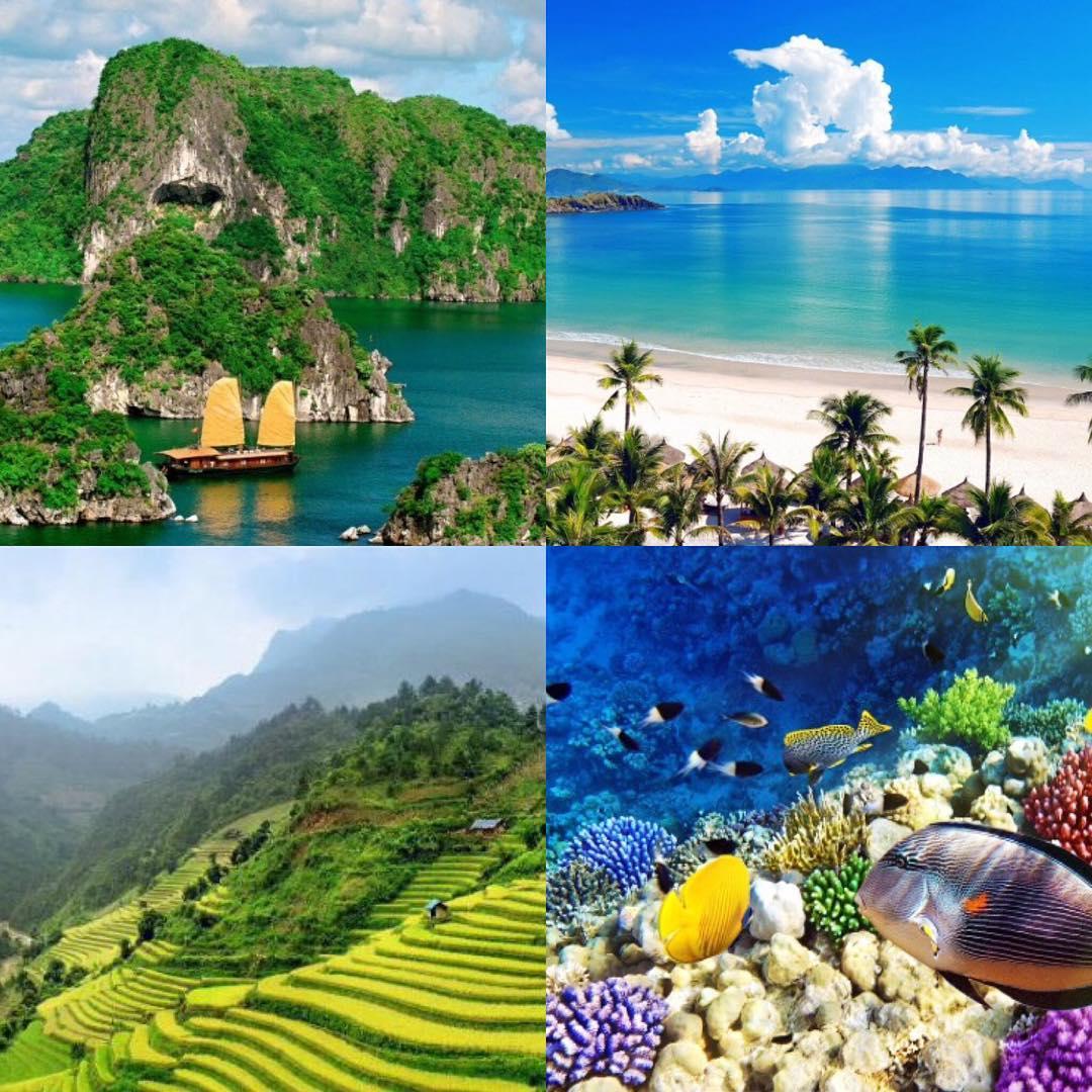 картинки вьетнам для турагентство