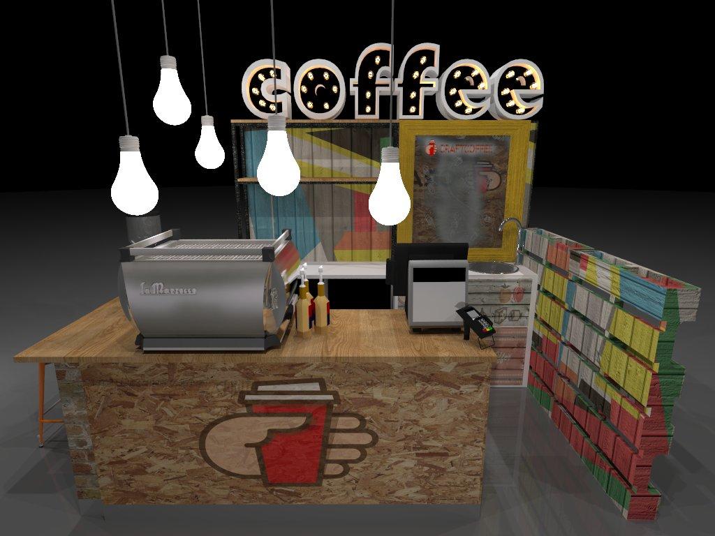 Кафе для недобросовесного заказчика.
