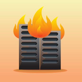 Разобраться в причине высокой температуры процессора на сервере