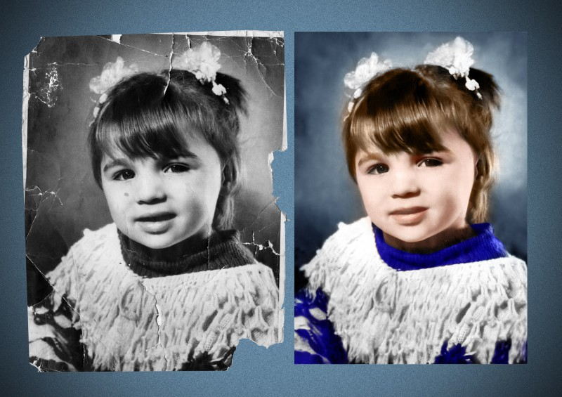 реставрация старых фотографий в москве установить игры