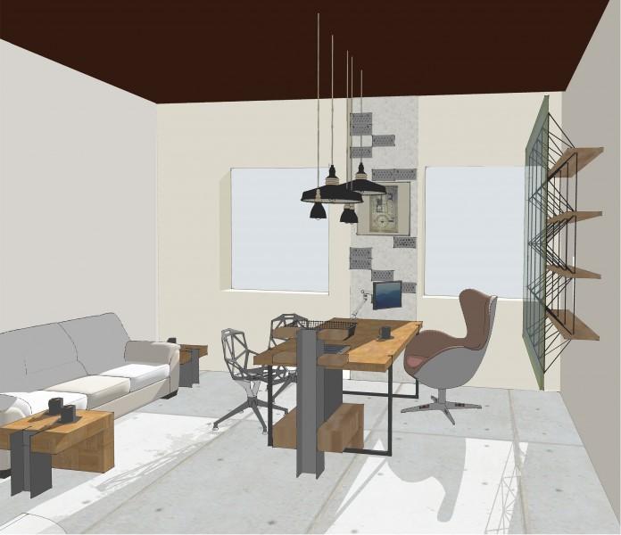 проект кабинета директора