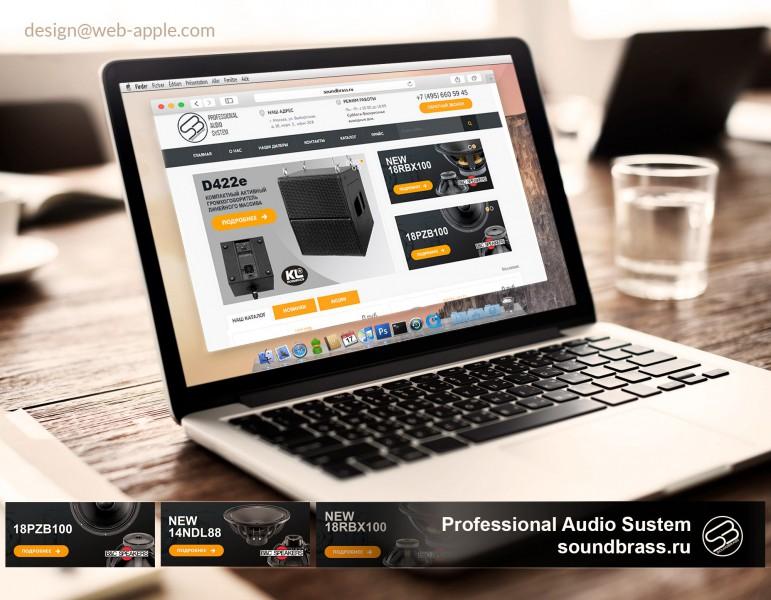 Professional Audio Sustem // 270 т.р.