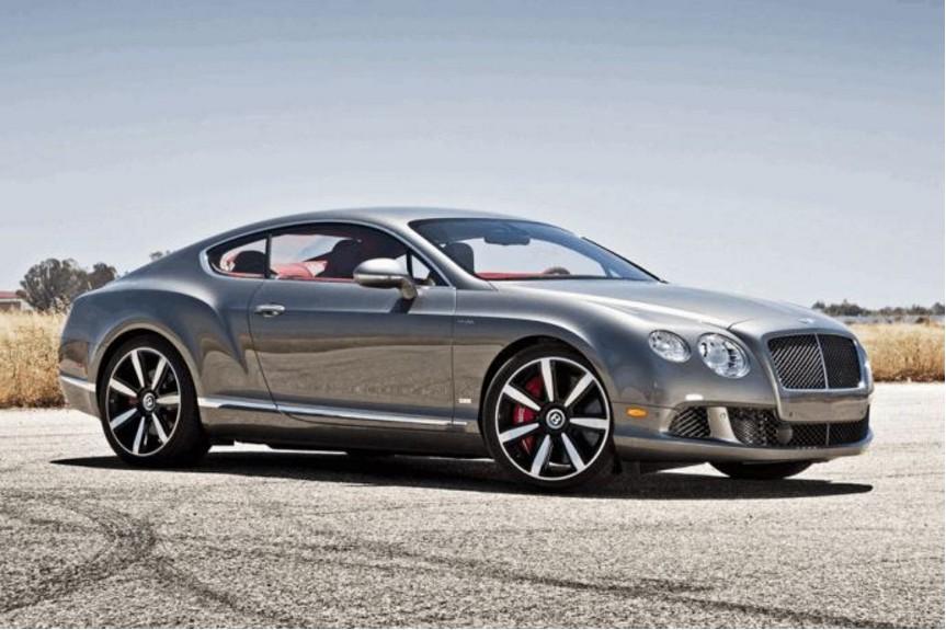 Шумоизоляция Bentley Continental GT Speed