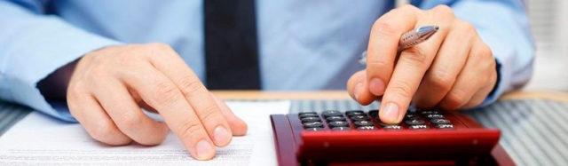 Расчет заработной платы, начисление налогов в фонды