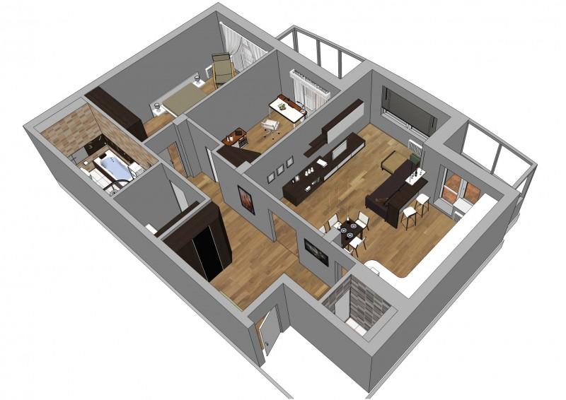 Дизайн проект квартиры фрилансер написание текстов фриланс