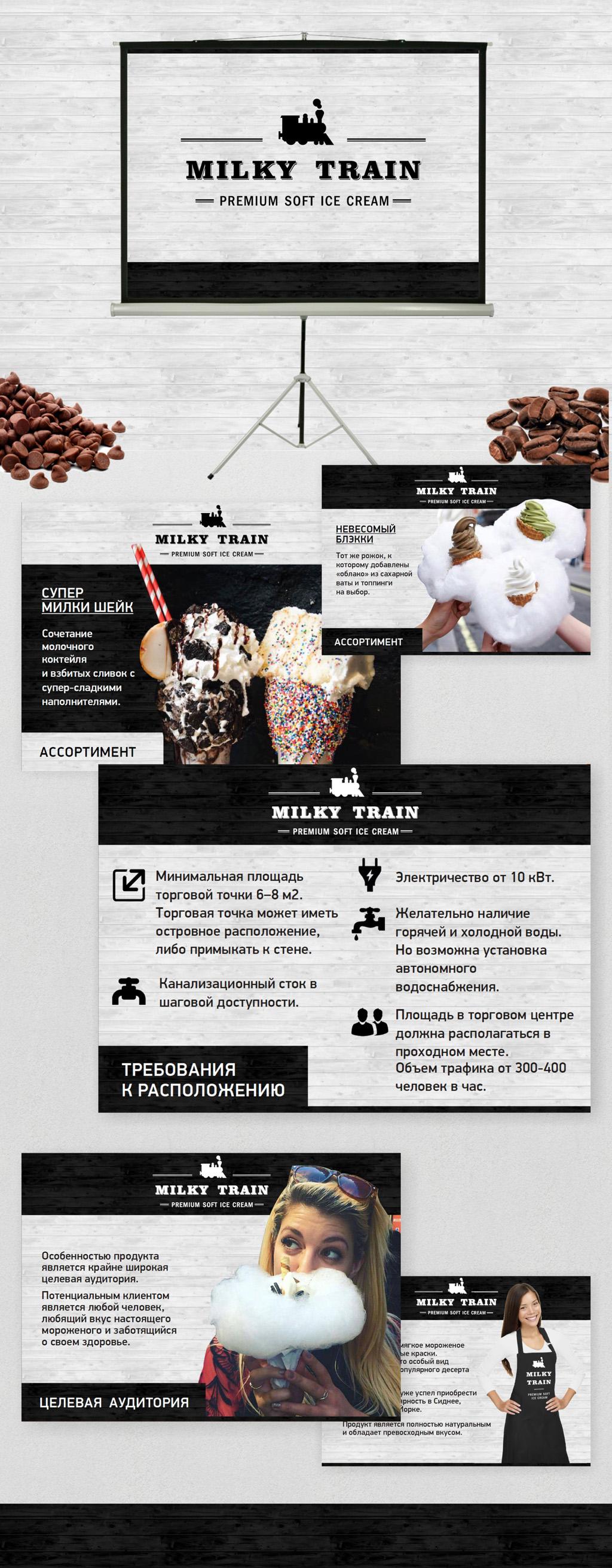 MILKY TRAIN
