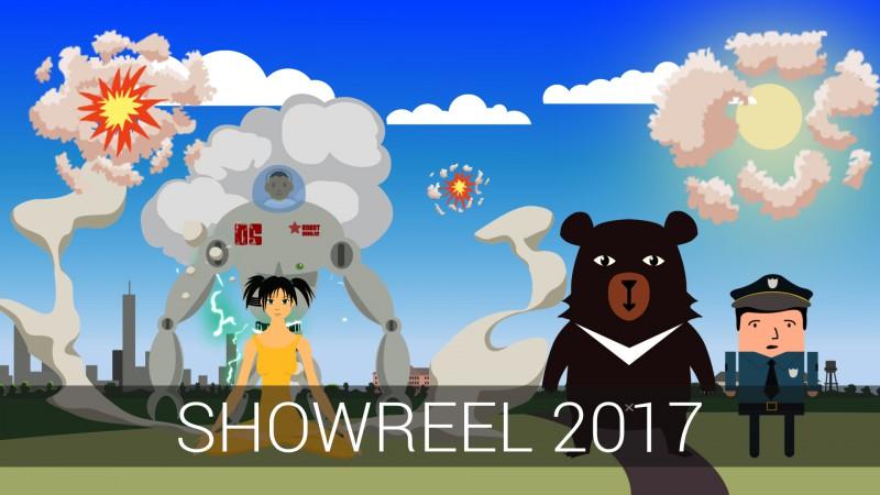 Showreel 2017