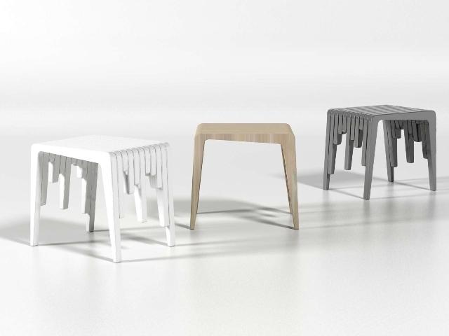 Разработка табурета для мебельной компании