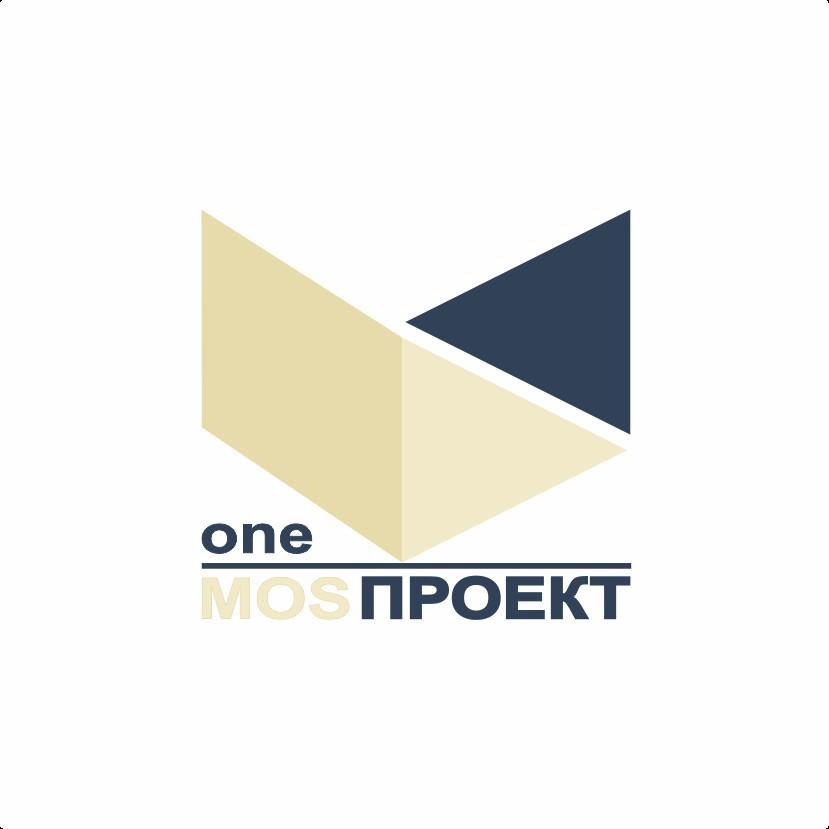 "Логотип для компании ""Моспроект-1"""