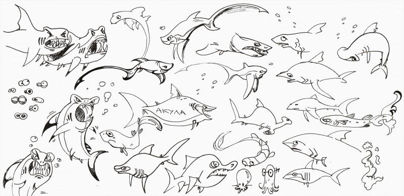 Shark Mark