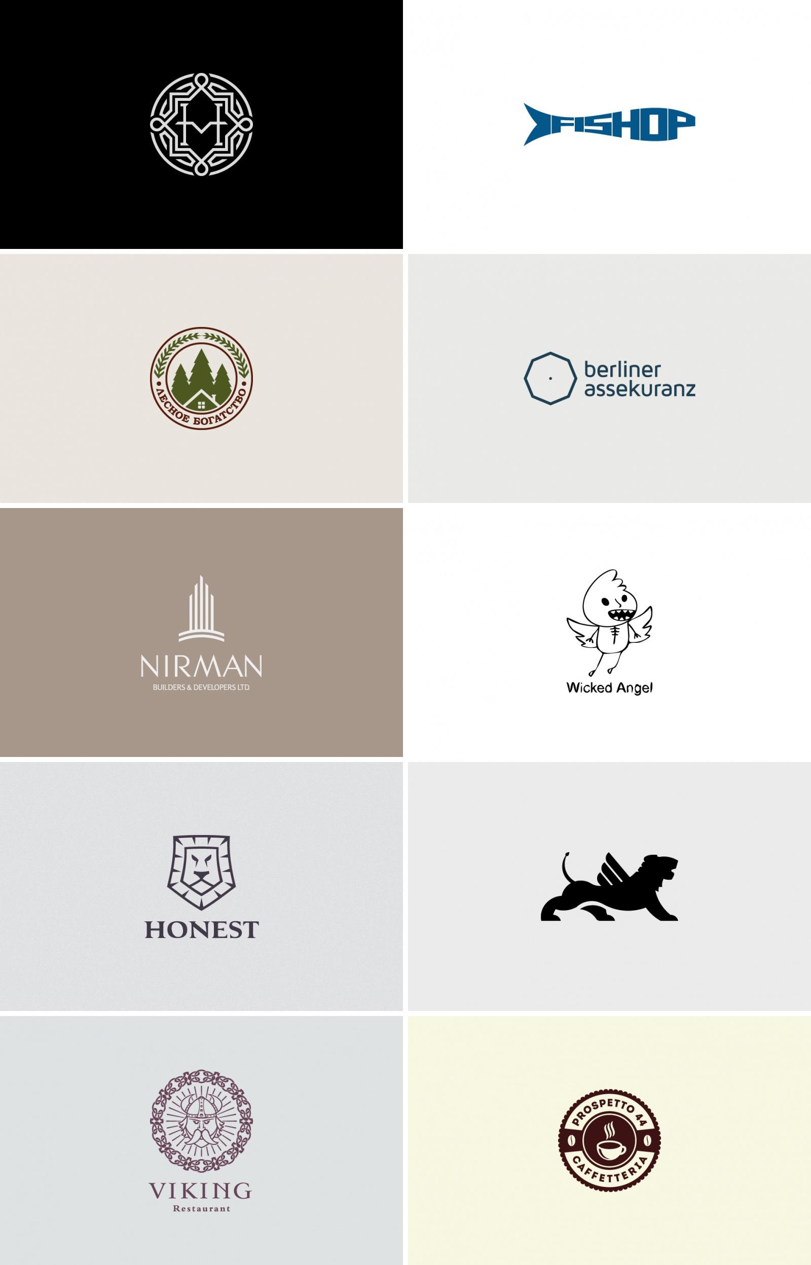 Коллекция логотипов. Часть 1