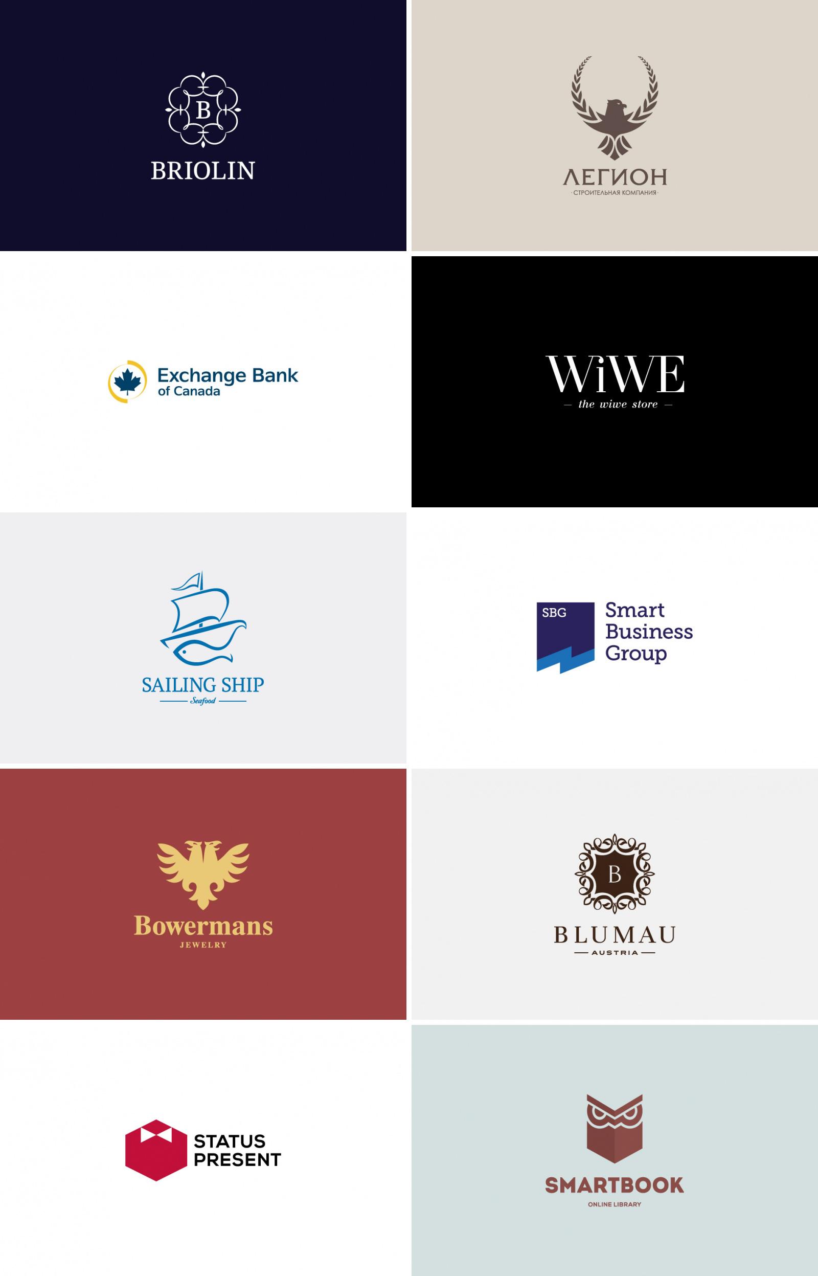Коллекция логотипов. Часть 2