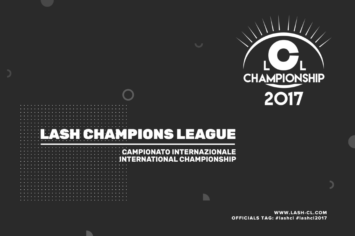 """Lash Champions League"" Италия, Бергамо."