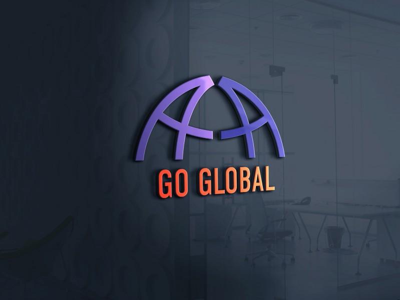 "Логотип для международного бюро переводов ""Go Global"""