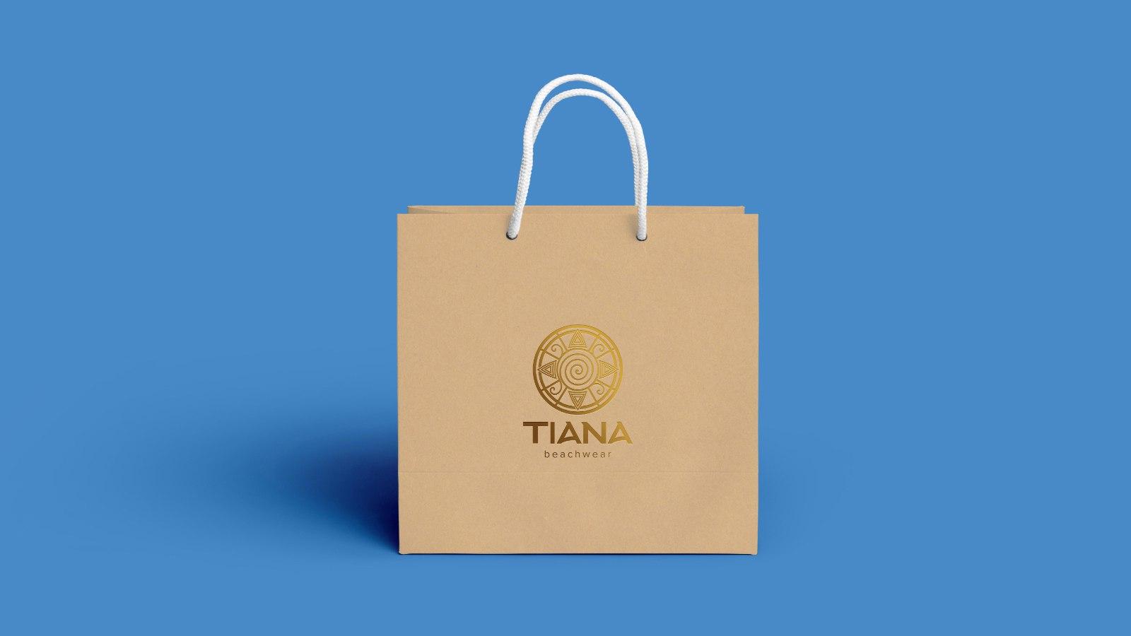 TIANA / Branding / 2017