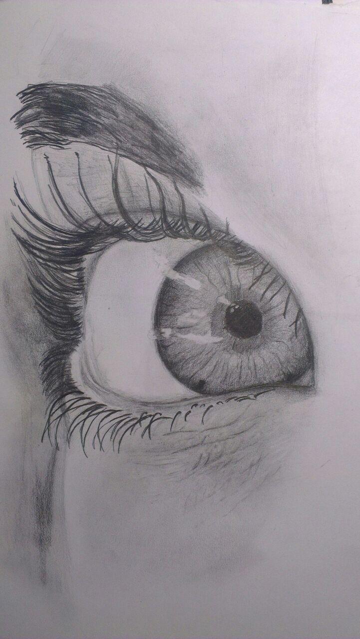 Глаз жены.