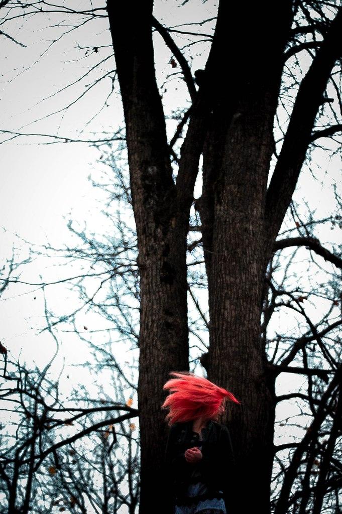 Pink october.