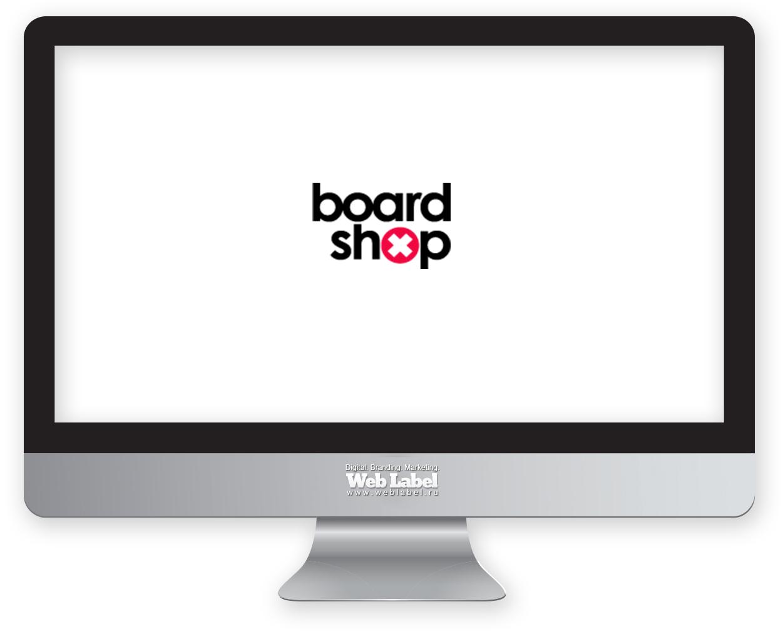 Логотип для www.shopboard.ru