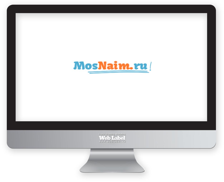 Логотип для www.mosnaim.ru