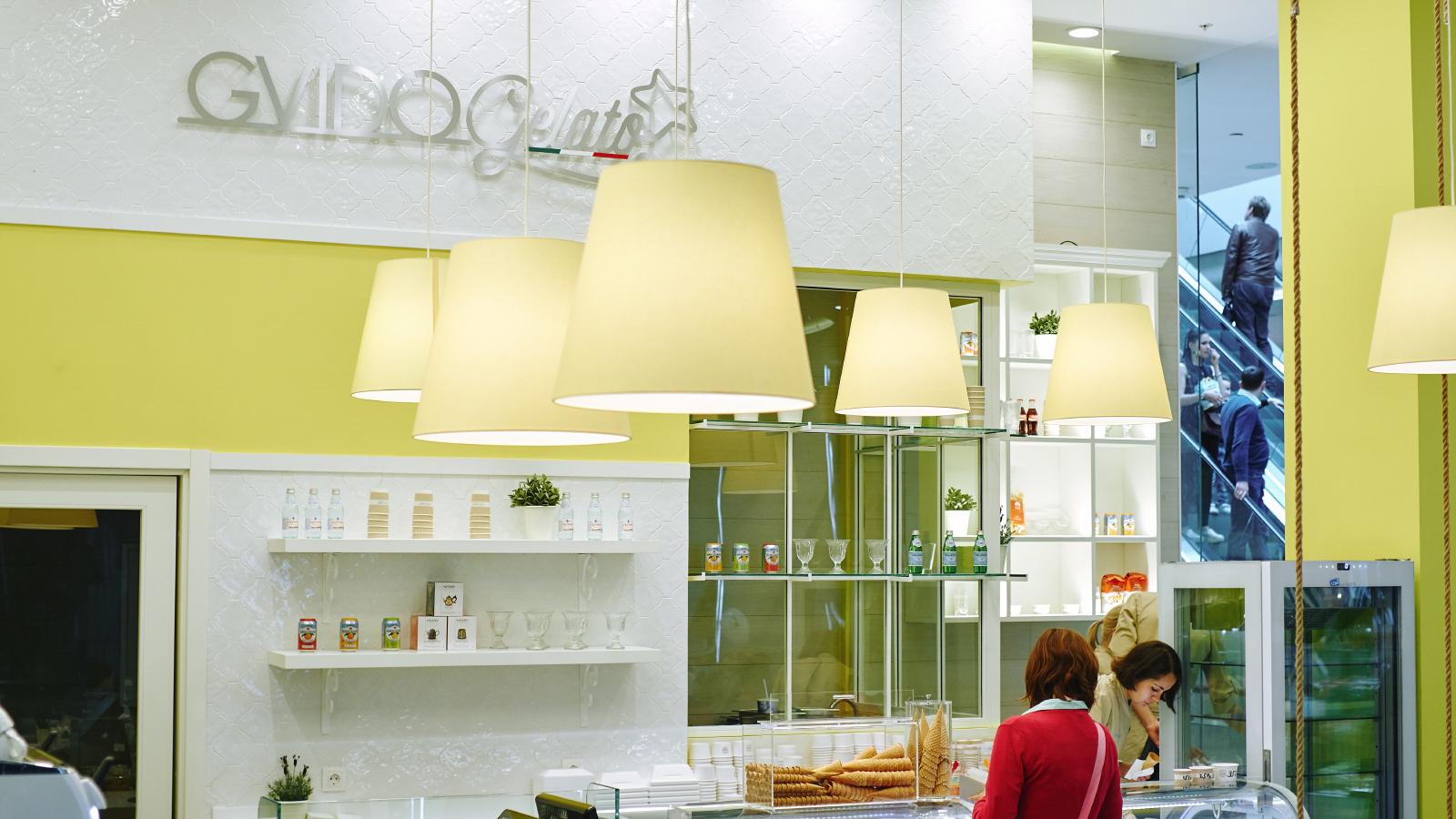 GVIDO GELATO / Branding / 2017 / Russia, Moscow