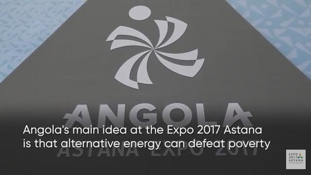 Сценарий ролика для павильона Анголы на EXPO 2017.