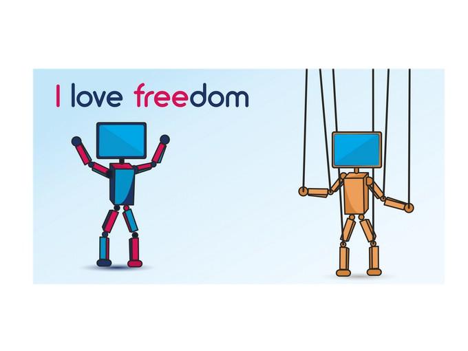 Свобода общения