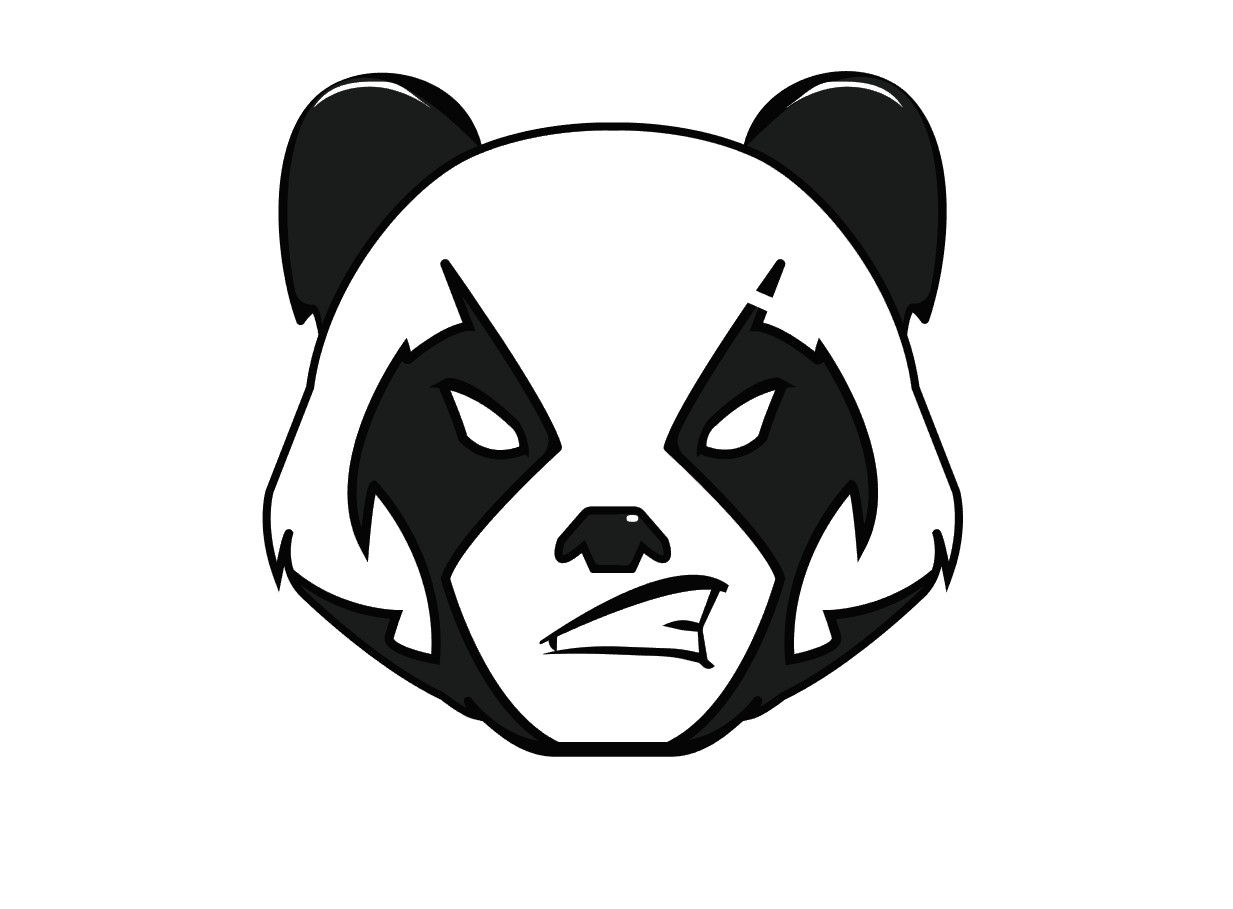 Картинки логотип панда