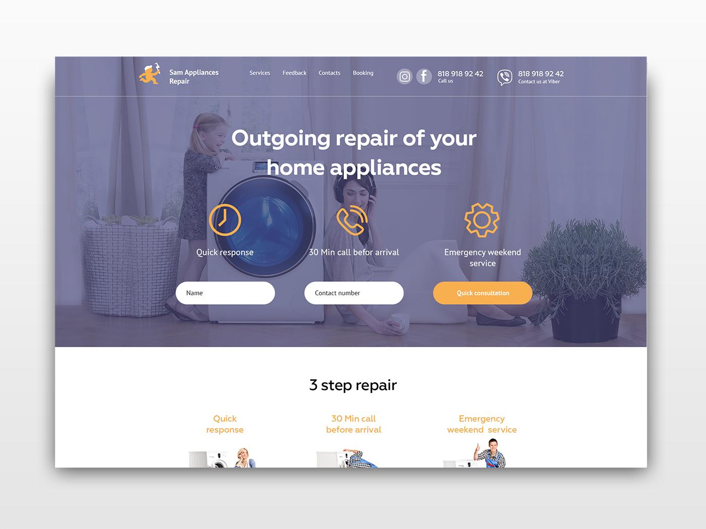Sam Appliances Repair