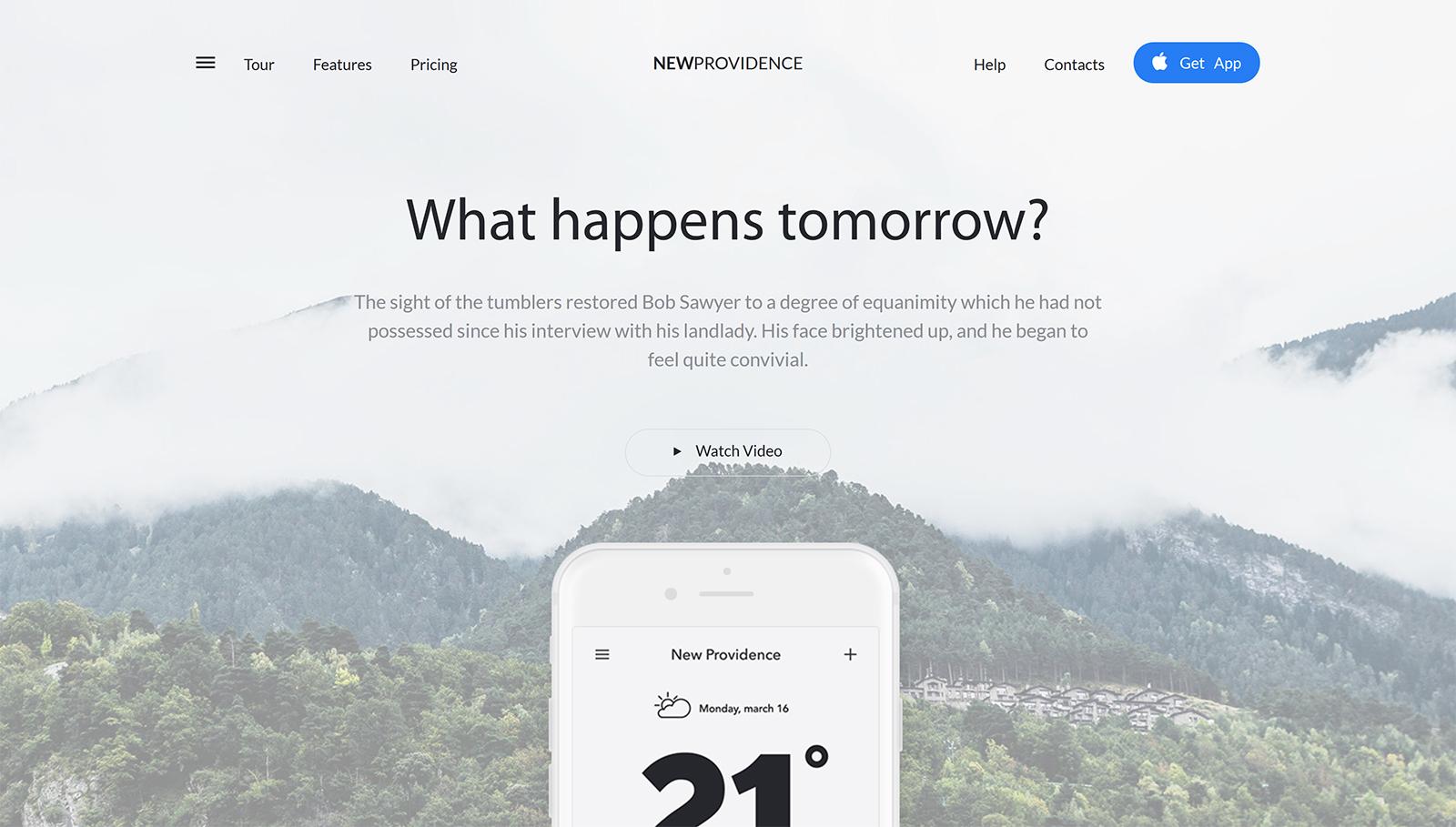 """""""Newprovidence"""" — компания разрабатывающая мобильные приложения"""