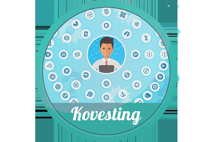 Продающий ролик, Инфографика, Covesting
