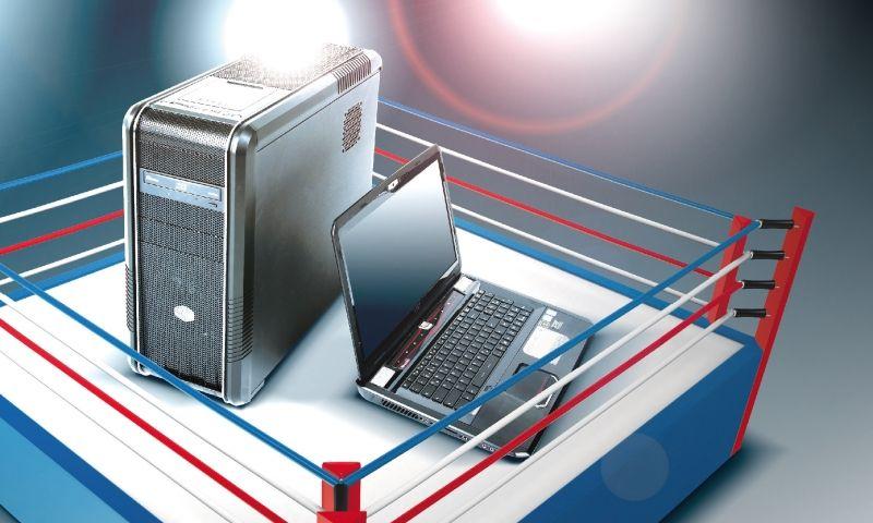 Что выбрать: ПК или ноутбук?