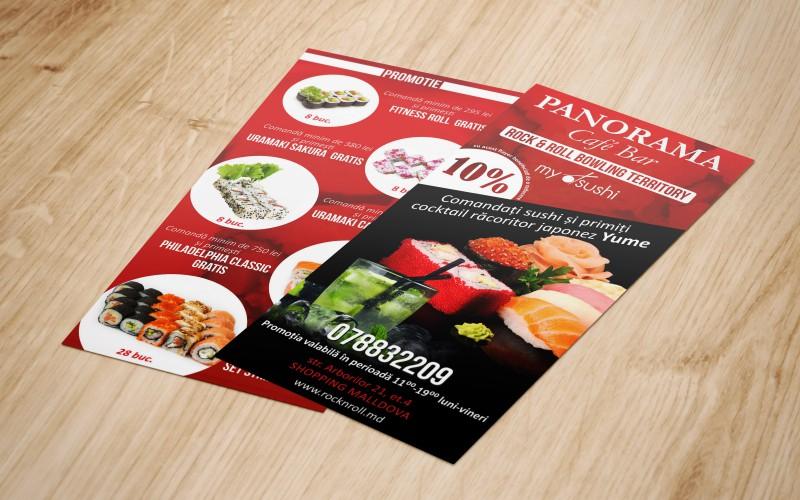 Листовка суши