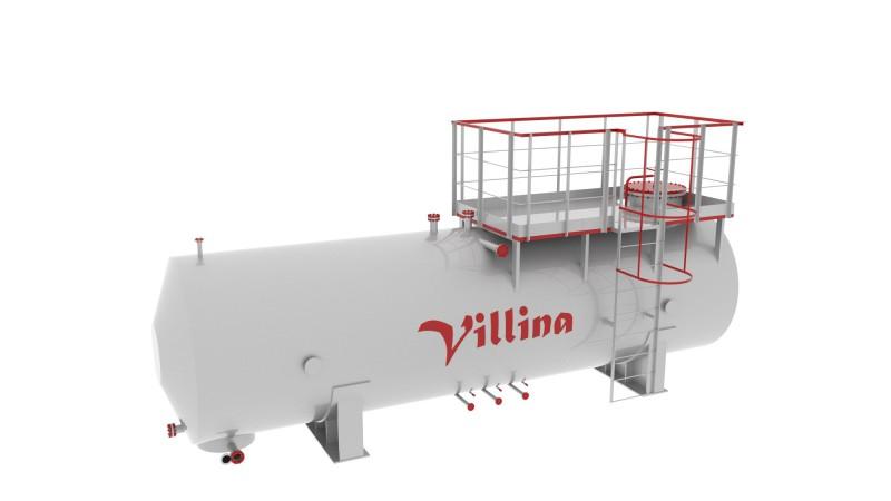 Визуализация резервуара для нефтегазовой промышленности