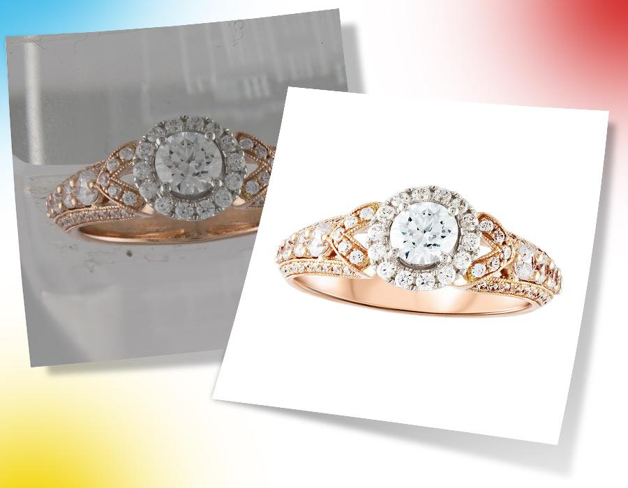 Золотые кольца с изумрудом фото чем теплее