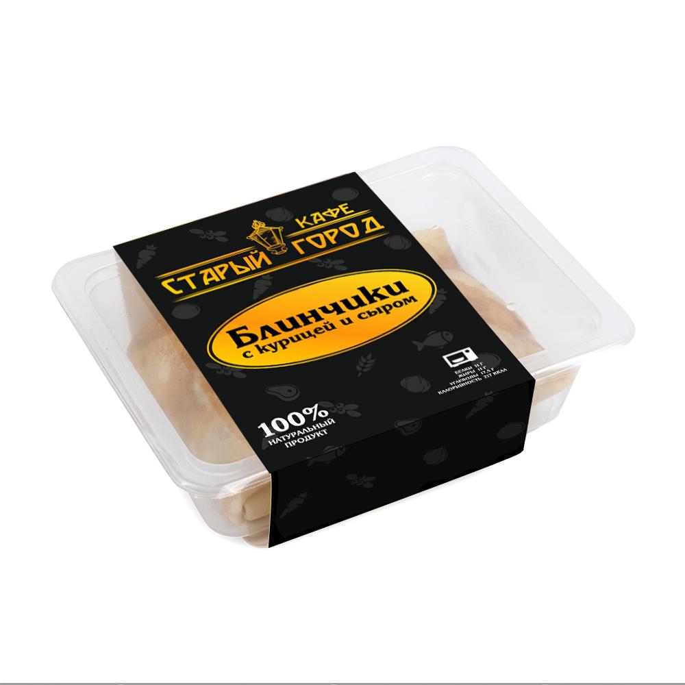упаковка блинчиков
