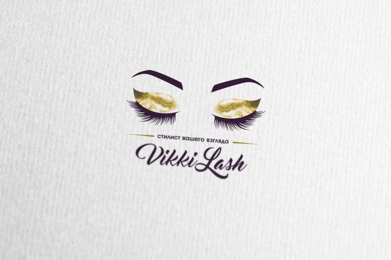 логотип на фото по наращиванию ресниц становятся ещё круглее