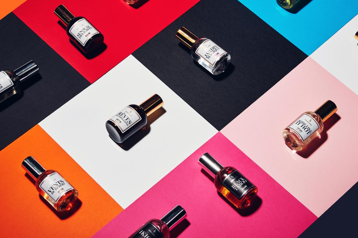 BRANDING/ Parfume Persifleur/ ISRAEL