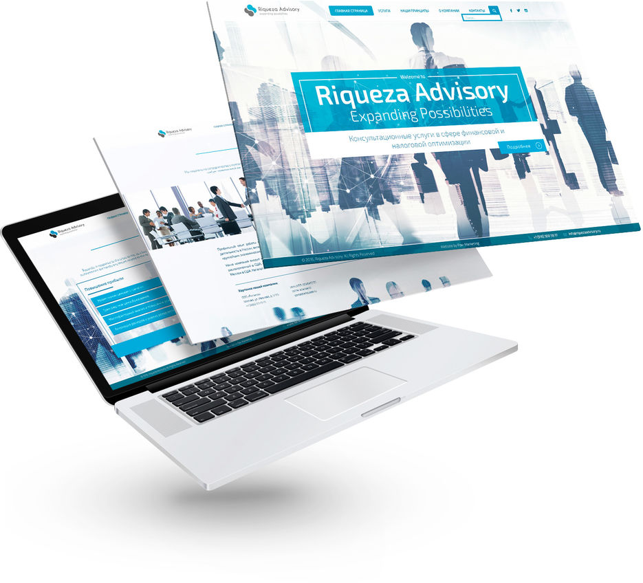 Сайт для 4 компании книжка по созданию сайта