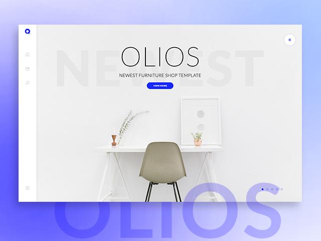 Интернет магазин OLIOS