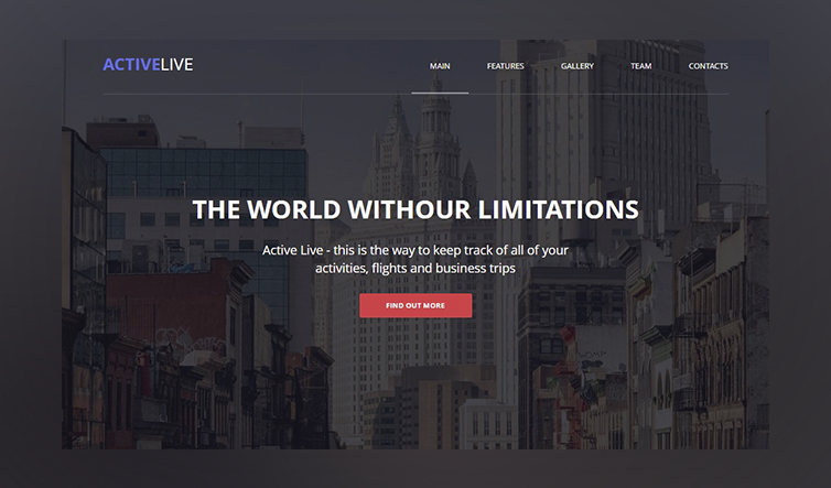 ACTIVELIVE - THE WORLD WITHOUR LIMITATIONS