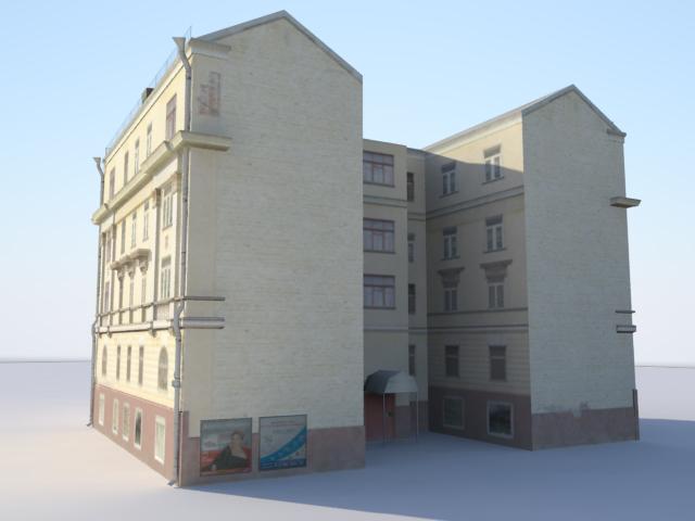 webGL дом 47